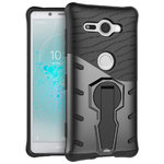 Slim Shield Tough Shockproof Case for Sony Xperia XZ2 Compact - Grey